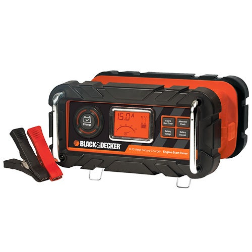 15Amp High Frequency Battery Charger
