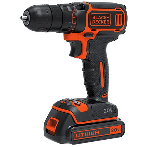 20V MAX Lithium Drill/Driver