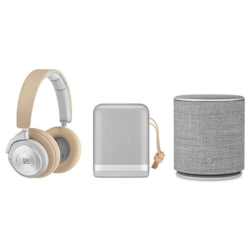 BeoPlay H9 Headphones w/ A2 and M5 Speaker Bundle