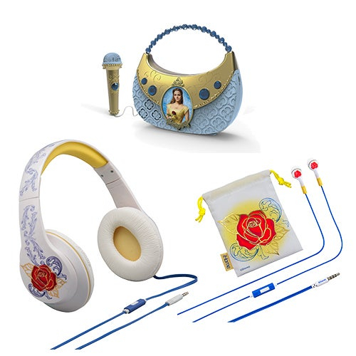Beauty & The Beast Electronics Bundle