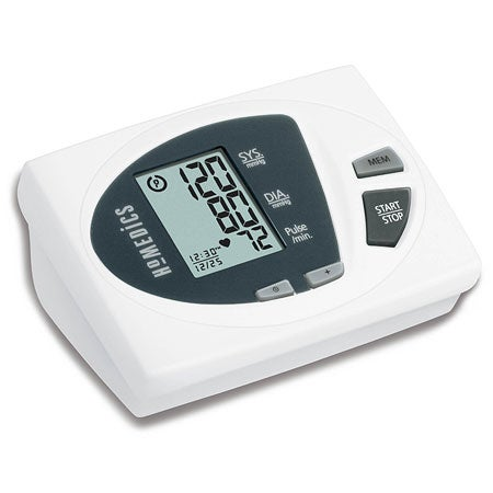 Automatic Blood Pressure Monitor with Smart Measure