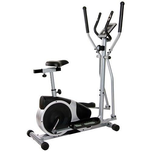 Body Champ 2-in-1 Cardio Dual Trainer