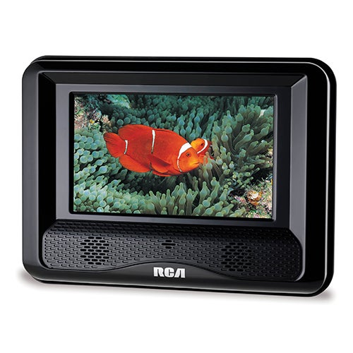 "Mobile DVD Player w/ 7"" Screen"
