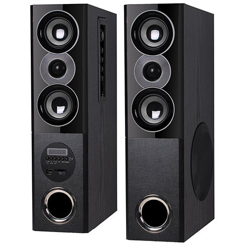 2.0 Ch Multimedia Speaker System, Set of 2