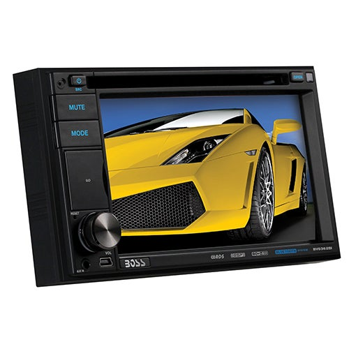 "6.2"" Touchscreen TFT Monitor/Multimedia Receiver w/Bluetooth"
