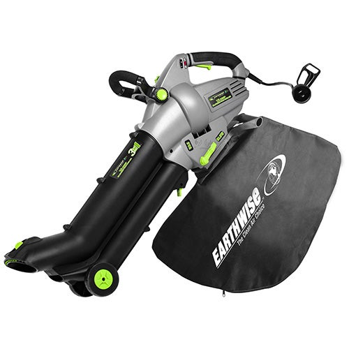 12 Amp Corded Blower Vac