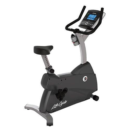 C1 Upright Lifecycle Exercise Bike w/ Go Console