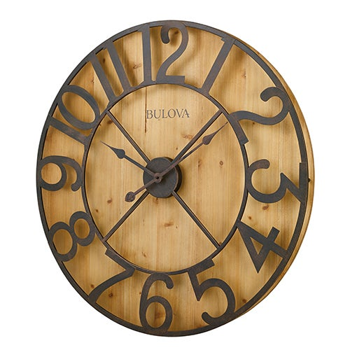 Silhouette Gallery Wall Clock