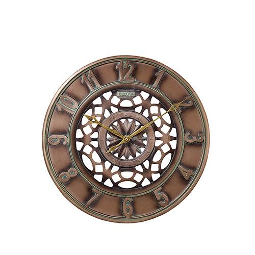 Gardner Bronze Outdoor/Indoor Wall Clock