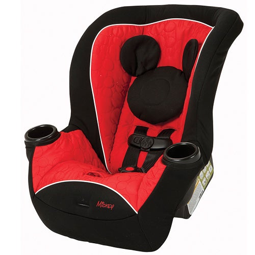 Disney Mousketeer Mickey Apt Convertible Car Seat