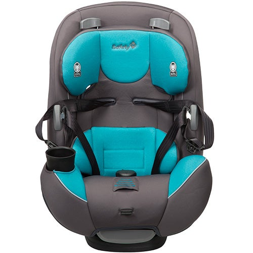 Continuum 3-in-1 Convertible Car Seat, Sea Glass