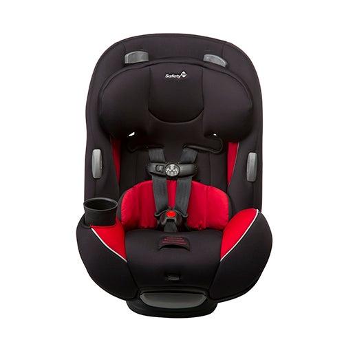 Continuum 3-in-1 Convertible Car Seat, Chili Pepper