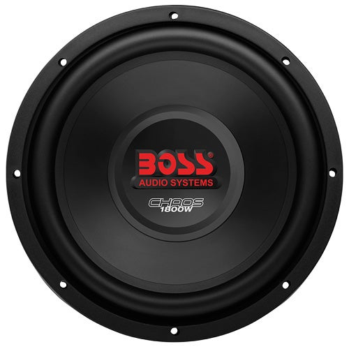 """12"""" Subwoofer with Dual Voice Coil"""