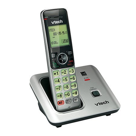 DECT 6.0 Cordless Phone System
