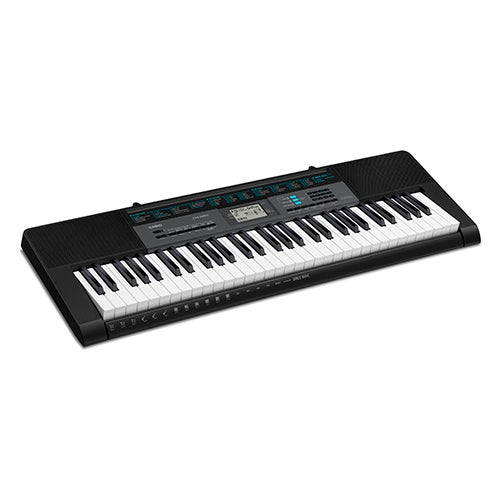61-Key Portable Keyboard w/ Dance Music Mode