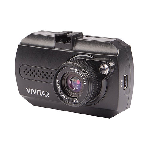 2-in-1 Digital HD Dash Cam
