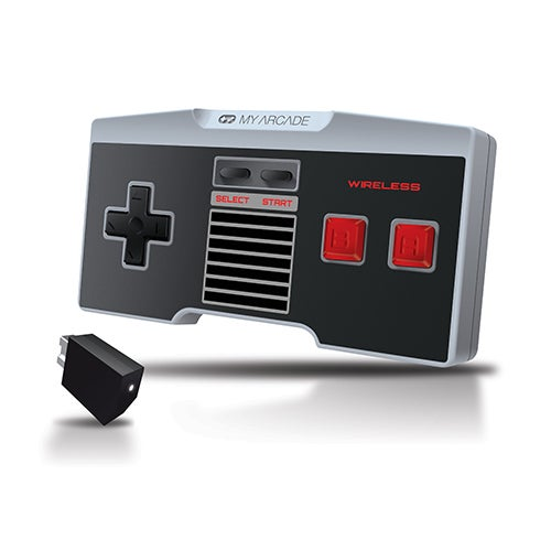GamePad Classic Wireless Controller For NES Classic Edition