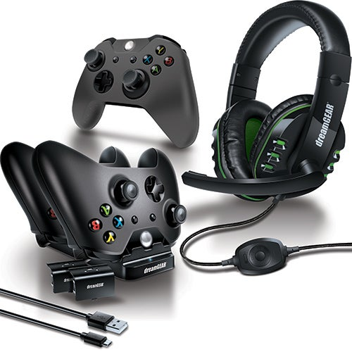 8-Piece Gaming Accessory Kit