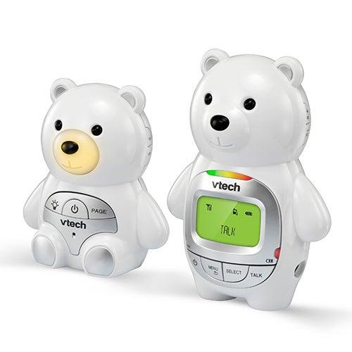 Teddy Bear Audio Monitor w/ Night Light