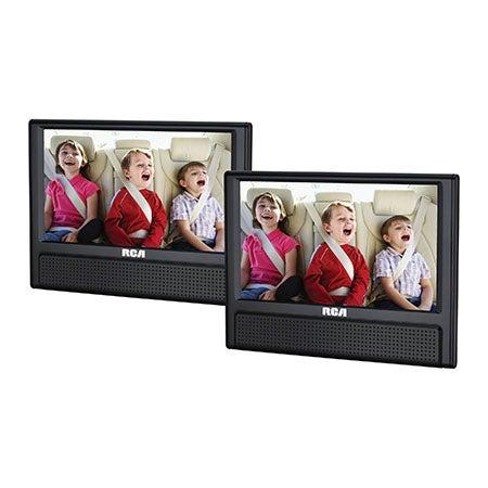 "9"" Dual Screen Mobile DVD Player"