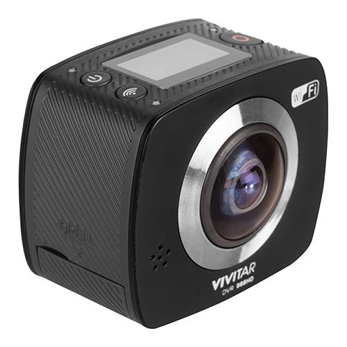 12.1 MP 360 Action Cam w/ Built-in Wi-Fi