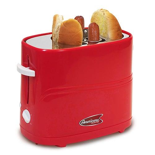 Cuisine 2 Slice Hot Dog Toaster