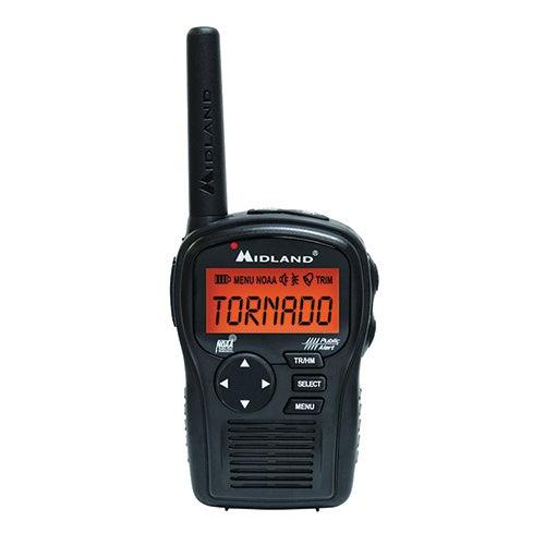 E+Ready S.A.M.E. Handheld Weather Radio