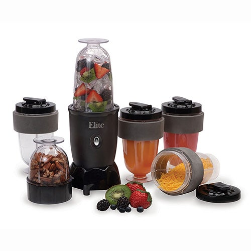 17-Piece Personal Blender