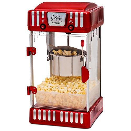 Classic 2.5 Oz Kettle Popcorn Maker