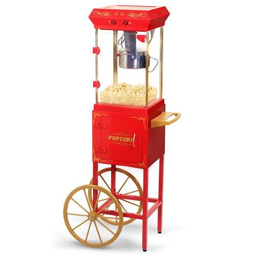 Mini Popcorn Trolley