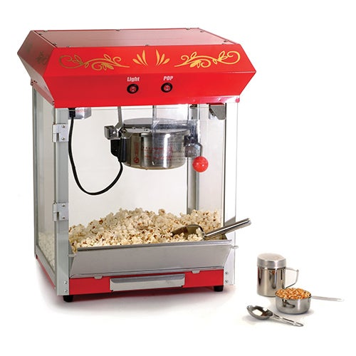 4oz Tabletop Popcorn Maker