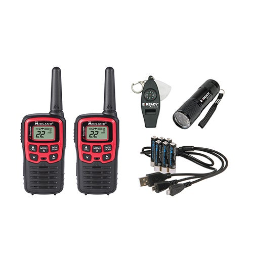 E+Ready X-Talker 26 Mile Two-Way Radios