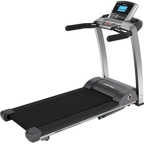 F3 Folding Treadmill w/ Go Console