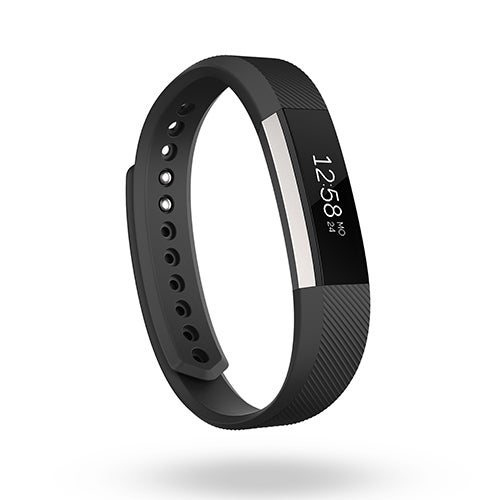 Alta Activity and Sleep Wristband, Black - Small