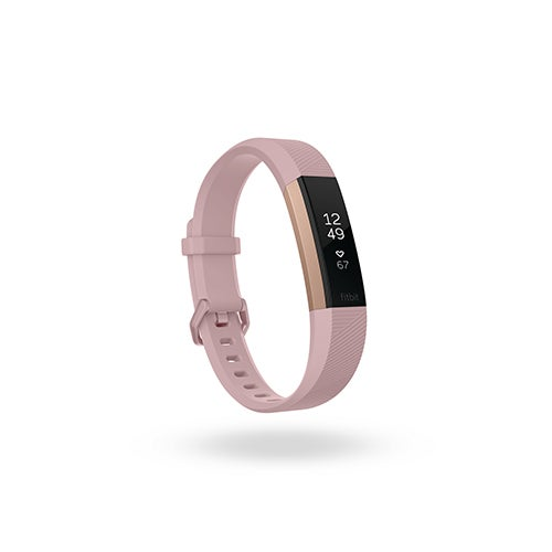 Alta HR Special Edition Activity Tracker, Soft Pink/Rose Gold - Small