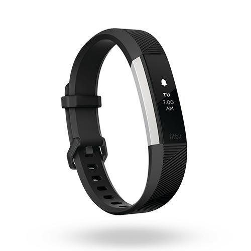 Alta HR Activity Tracker + Heart Rate, Black - XLarge