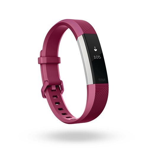 Alta HR Activity Tracker + Heart Rate, Fuschia - Large