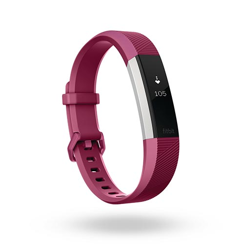 Alta HR Activity Tracker + Heart Rate, Fuschia - Small