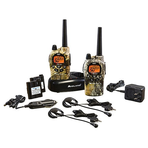 H2O Waterproof Mossy Oak 2 Way Radios