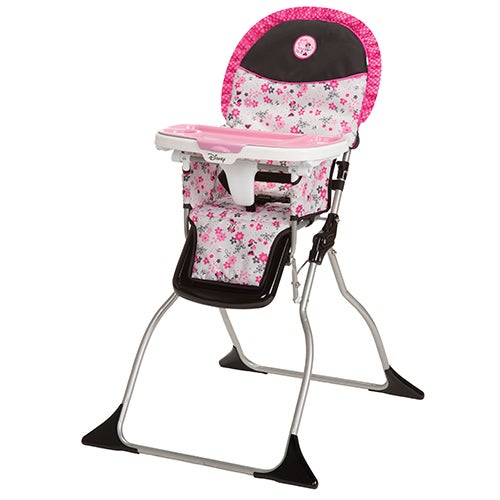 Minnie Simple Fold Plus High Chair