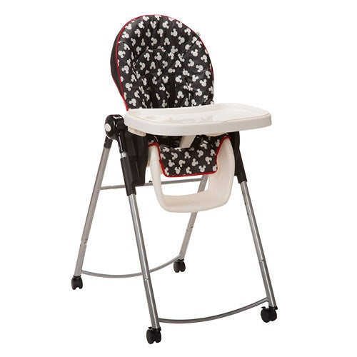 Mickey Mouse Adjustable High Chair