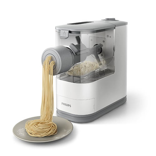 Viva Collection Pasta and Noodle Maker, White