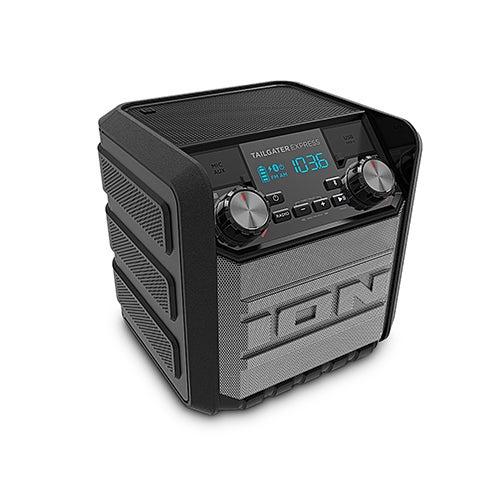 Tailgater Express Wireless Portable Speaker System, Black