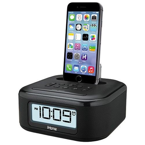 FM Clock Radio with Lightning Connector