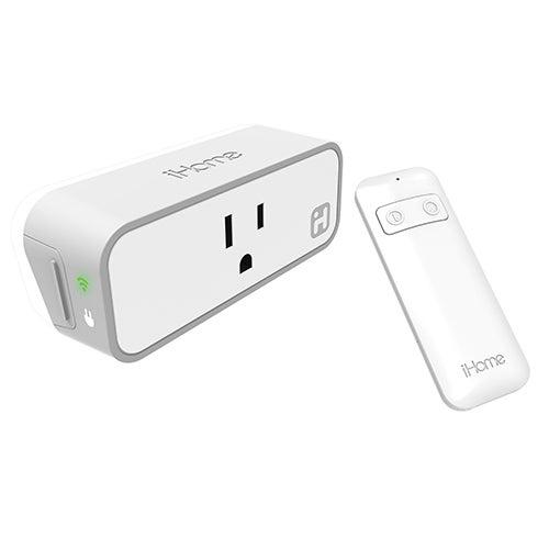 Wi-Fi SmartPlug w/ Remote Control