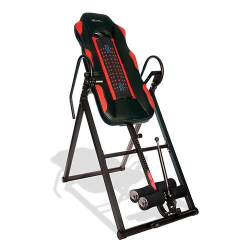 Heat & Massage Deluxe Inversion Table