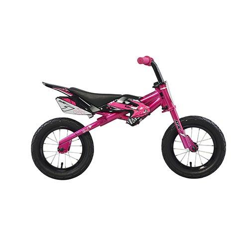 Girls MX1 Running/Balance Bike, Pink