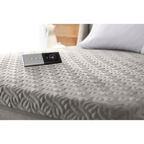 Memory Foam Series Eastern King Bed w/ Legs