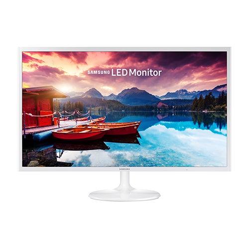 "32"" LED Monitor, Glossy White"