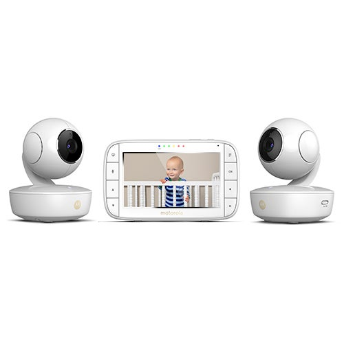 """5"""" Portable Video Baby Monitor, 2 Pack"""